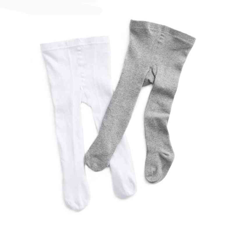 Baby Infant Girl/boy Knitted Cotton Warm Tights - Fashion Stocking