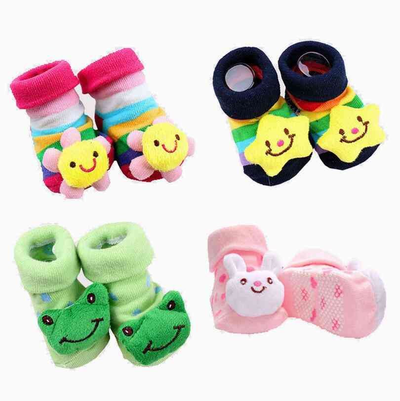 Cotton Baby Socks For Boy & Girl