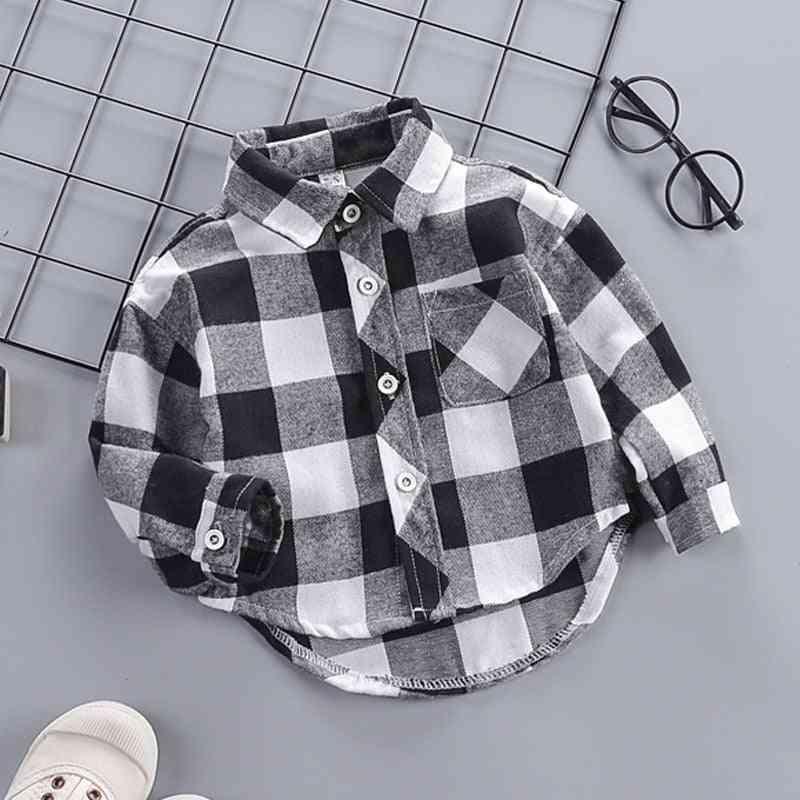 Spring Clothing Long Sleeves Shirt