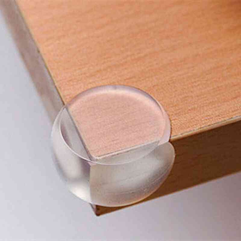 Baby Safety Silicone Protector - Table Corner Edge, Protection Cover Anti Collision
