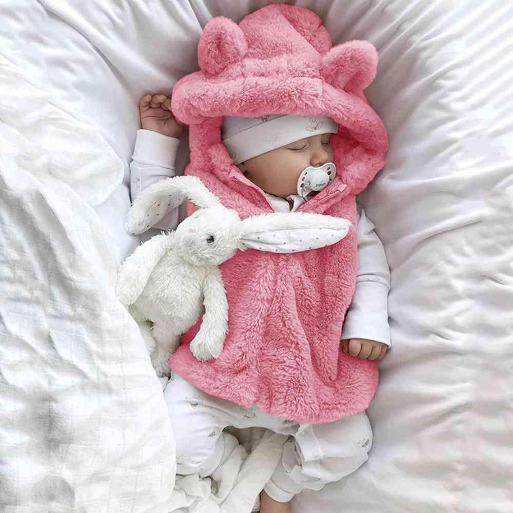 Baby, Clothes Vest Warm Winter - Sleeveless Coat