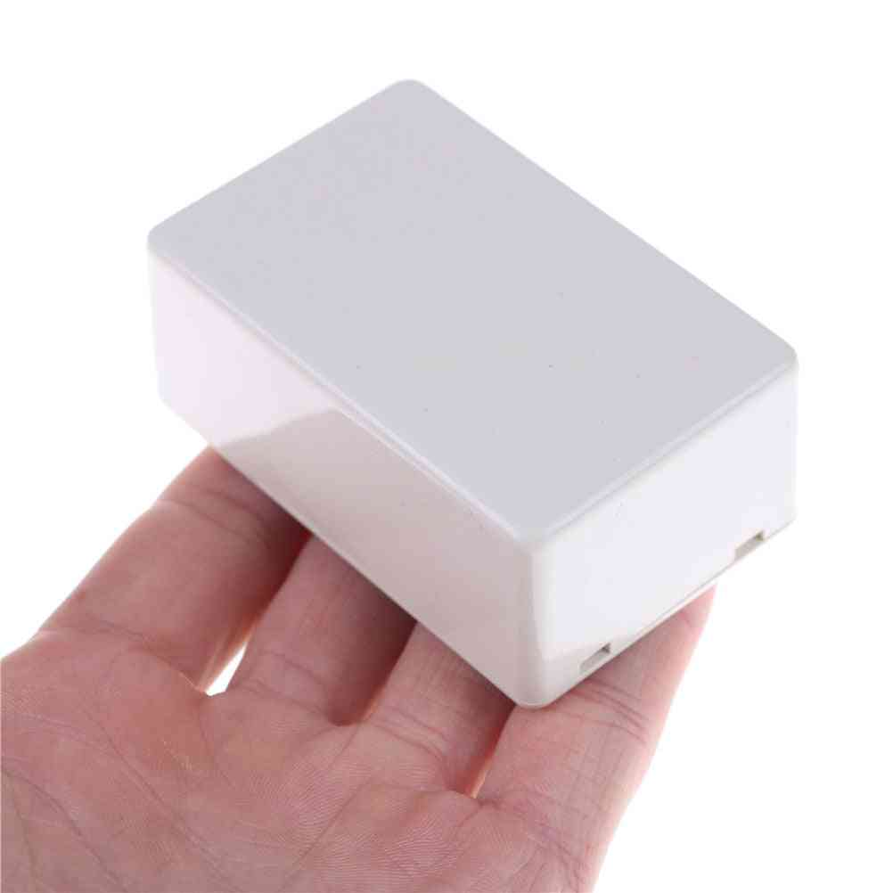 Waterproof Diy Housing Instrument Case, Plastic Electronic Project Junction Box