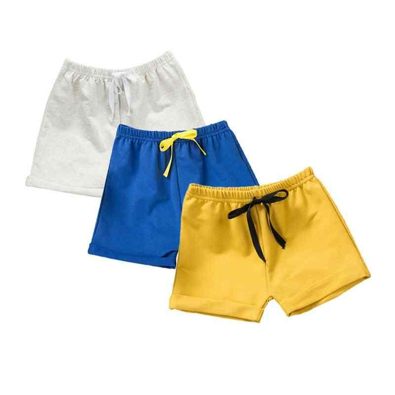 Baby Boy Shorts Fashion -cotton Beach Sports Pants Clothing