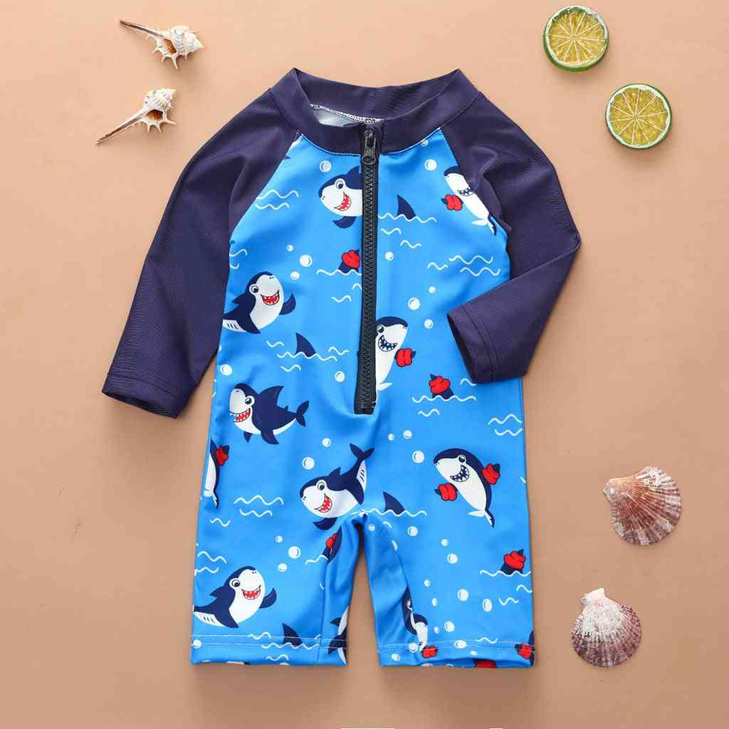 Toddler Baby Cartoon Swimsuit For