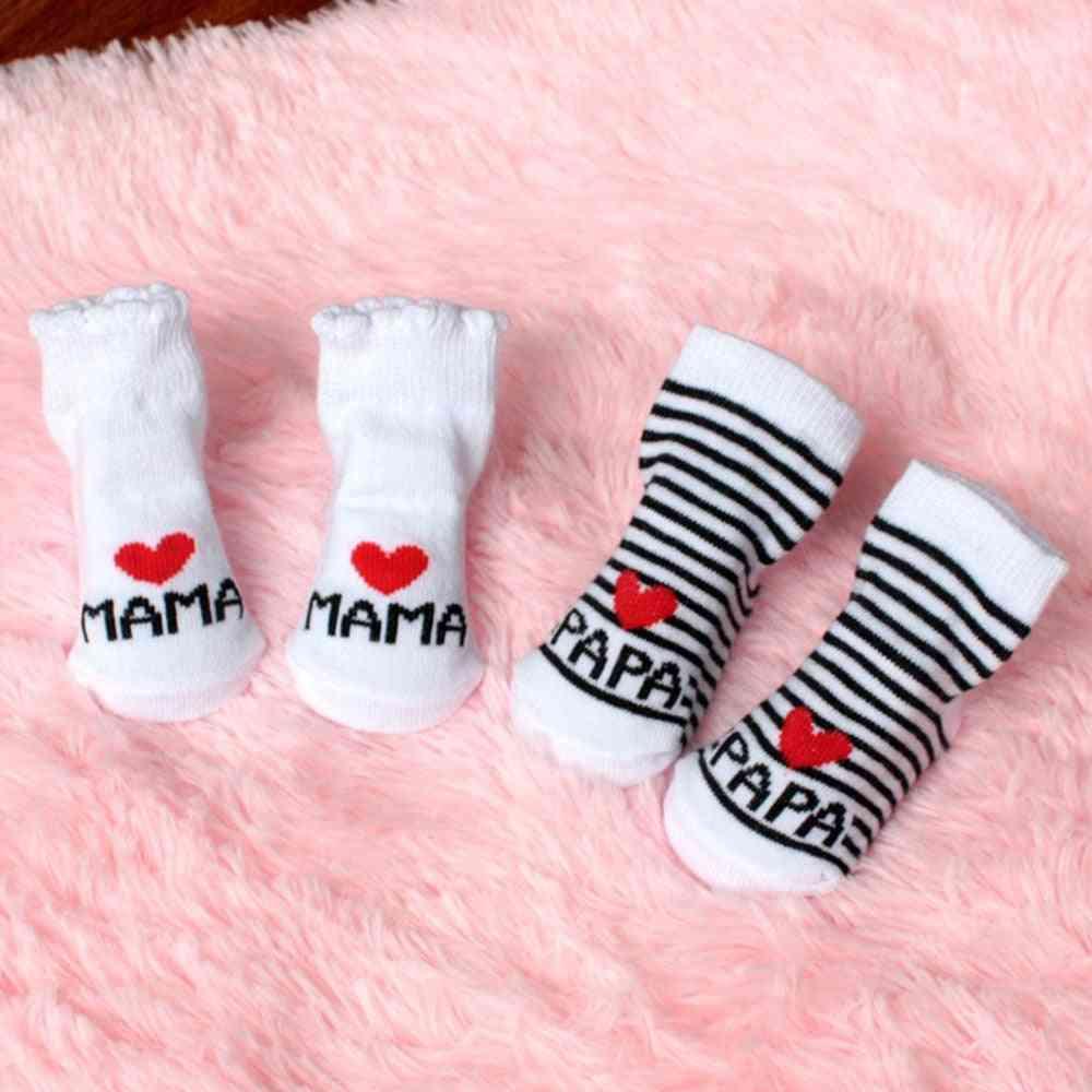 Slip-resistant, Anti-slip Cotton Socks For Infant