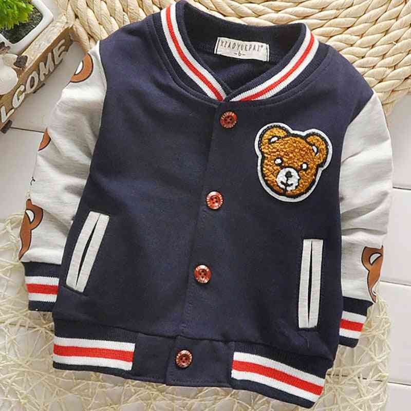 Spring And Autumn, Sportswear Long Sleeved Kids Jacket