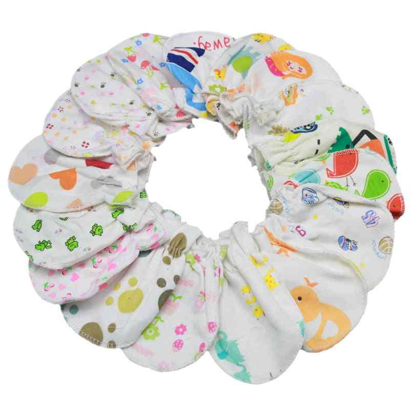 Baby Mittens Gloves For Prevent Body Scratching /, Winter Warm Babies Protection Care