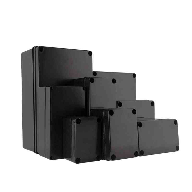 Waterproof Plastic Enclosure Box, For Electronic Instrument