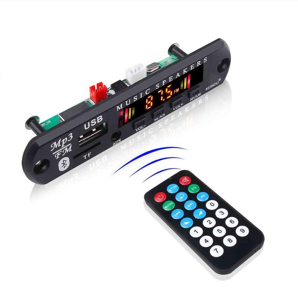 Wireless Bluetooth 5.0 Mp3 Decoder Board