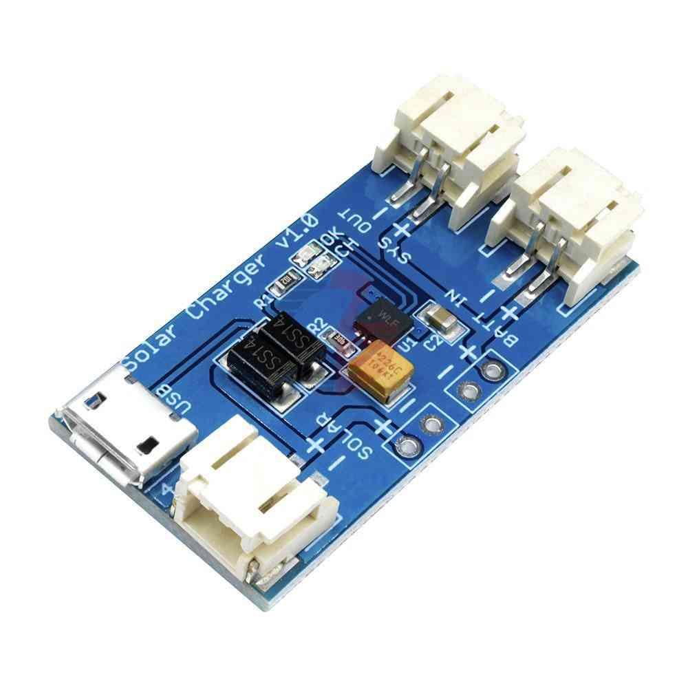 Super Mini Solar Lipo Charger V1.0 Module