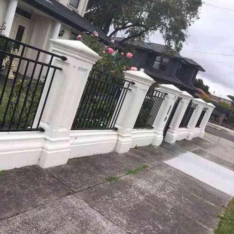 Abs Multi Pattern Concrete Pillar Mold