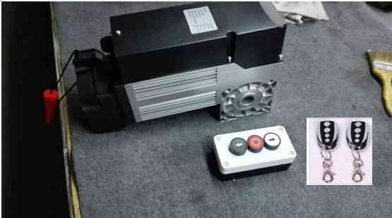 220vac 350w Industrial Sectional Door Operator Motor Whole Set