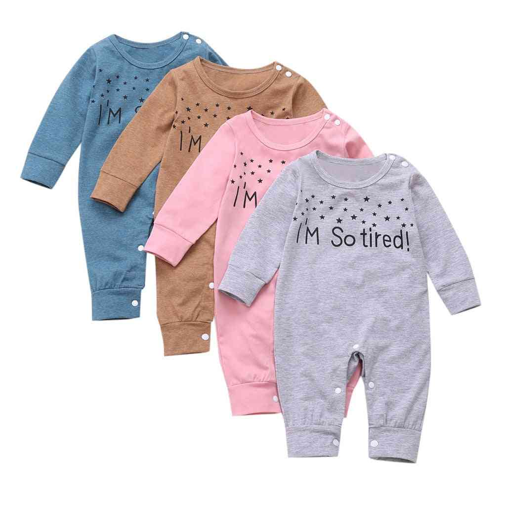 Newborn Baby Winter Warmer Clothes, Lovely Romper, Long Sleeve, Playsuit Outfits