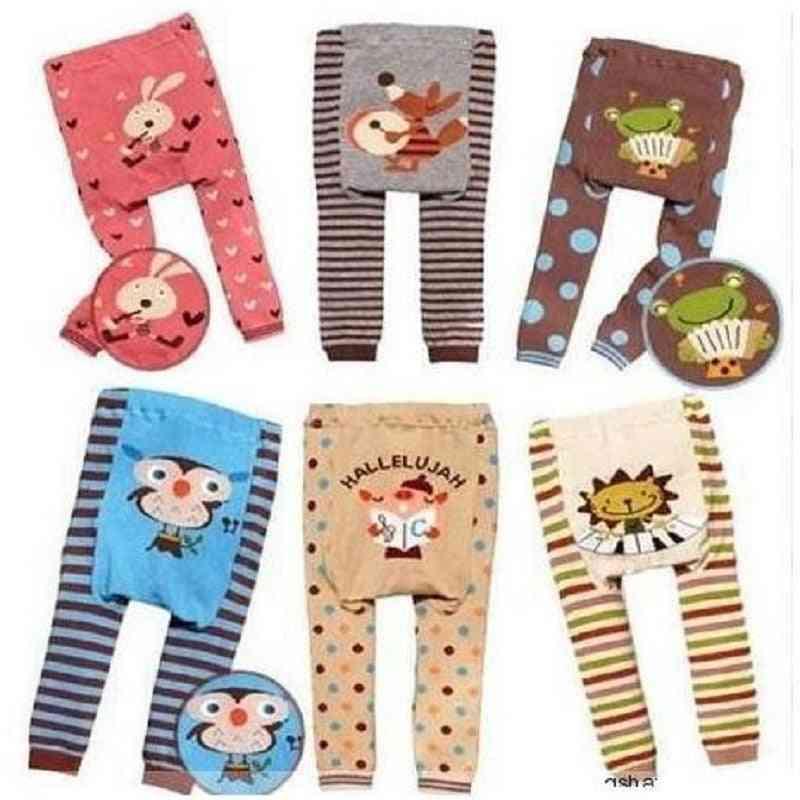 Casual Baby Boy Pants, Tights Animal Stripe Leggings Trousers