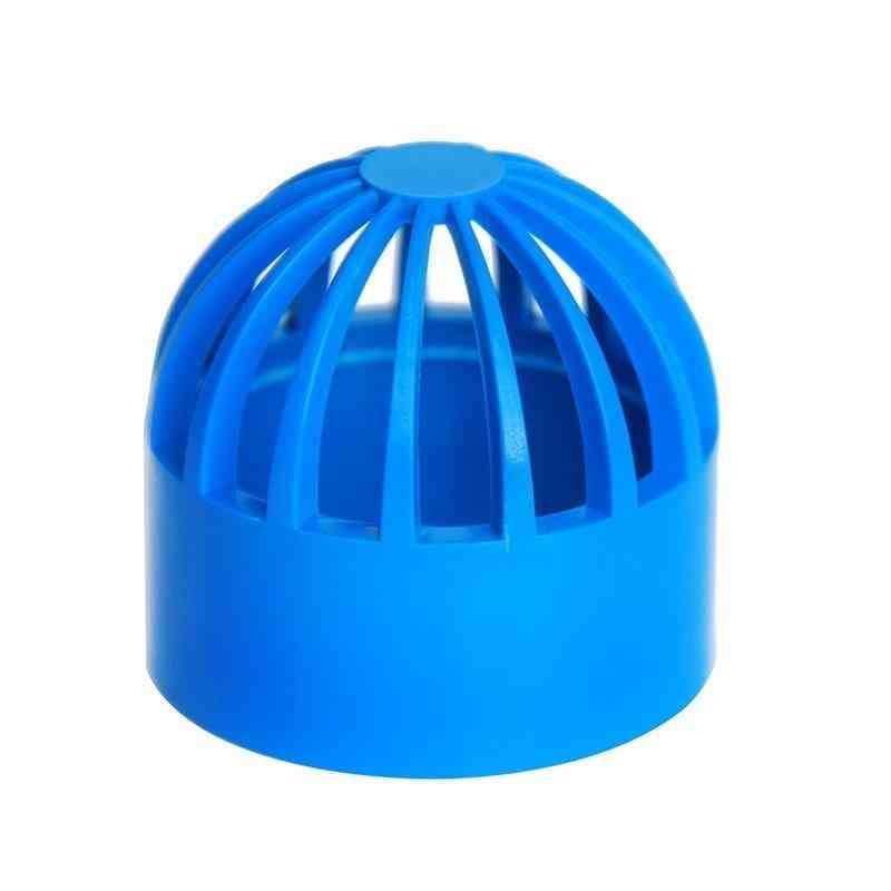 Pvc Round Air Duct Vent Cover, Breathable Cap
