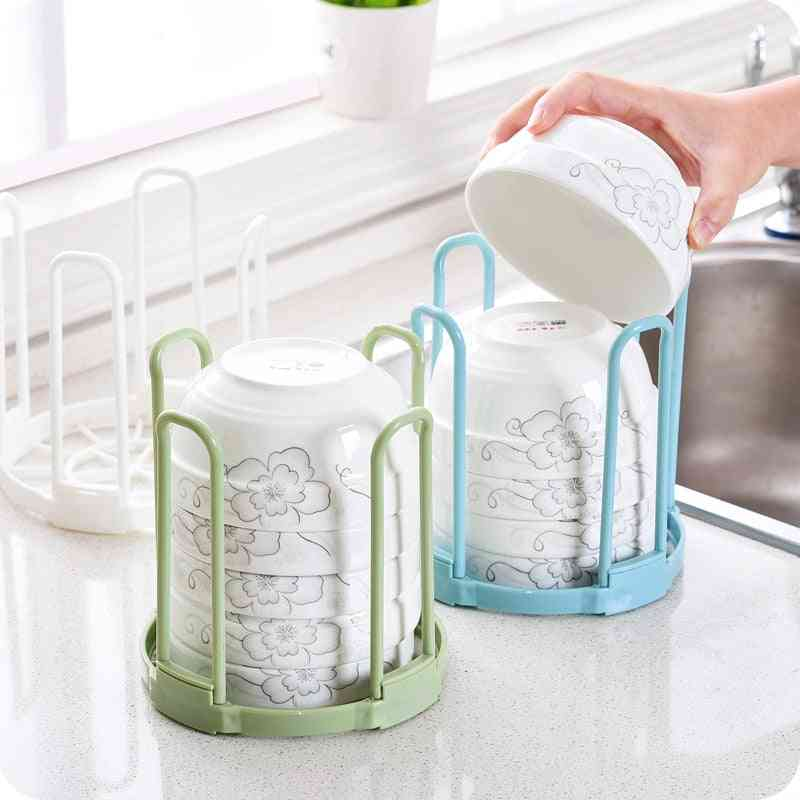 Open And Hollow Out -dish Drainer And Holder Tray For Kitchen