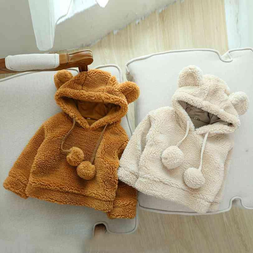 Winter Snow Jacket For Boy, Girl Newborn, Outerwear Clothes