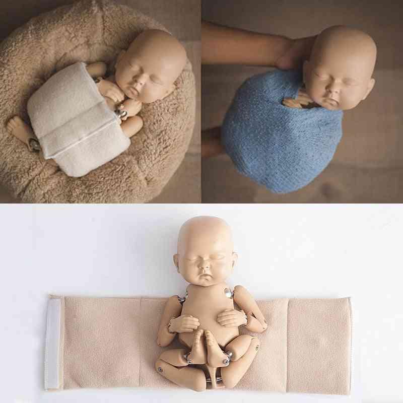 Adjustable Photography Posing Binder/belt For Newborn Baby