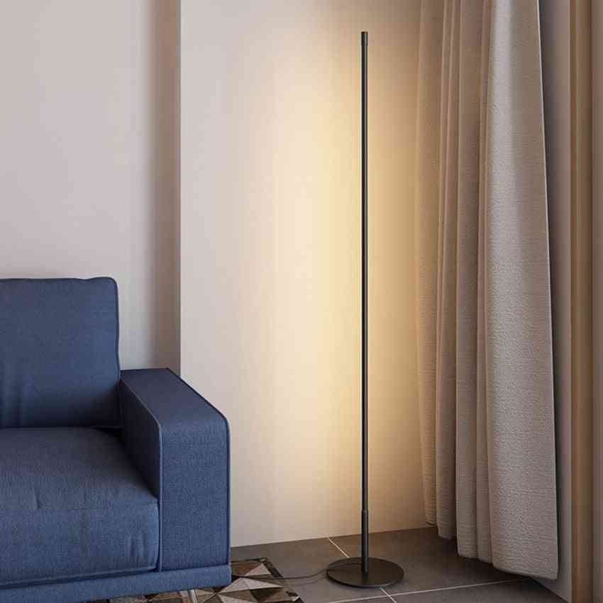 Nordic Floor Led -dimmable Lights, Sofa Standing Lamp