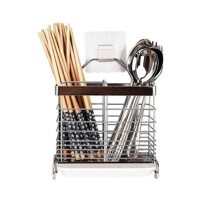 Stainless Steel Spoon / Fork / Cutlery Drying Rack
