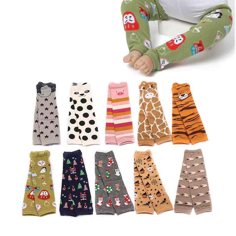 Baby Leg Warmers, Winter Knee Pads-knitted Leggings