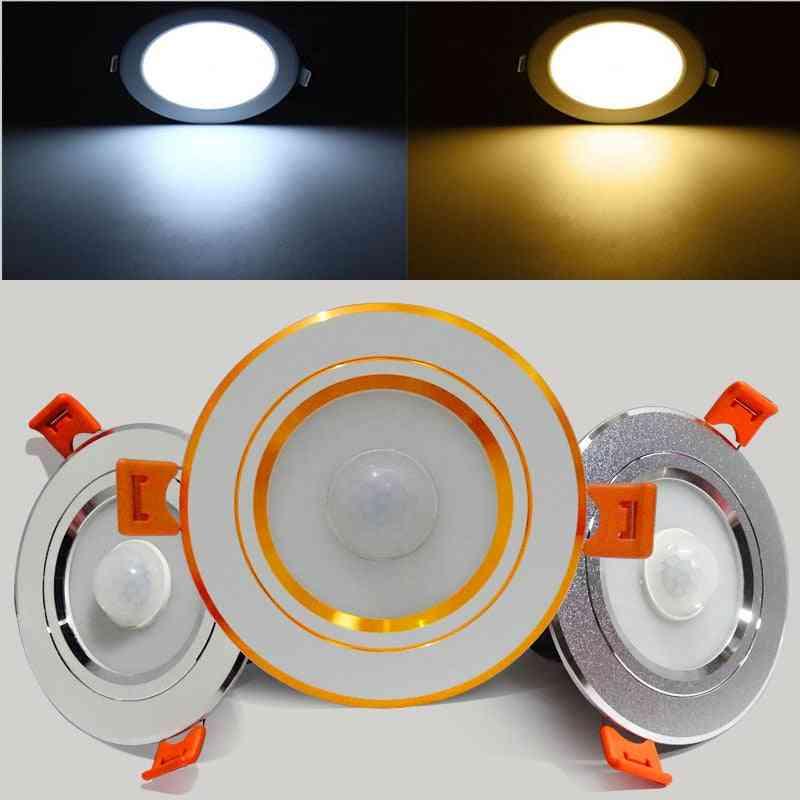 Led Downlight, Pir Motion Sensor Ceiling Lamps