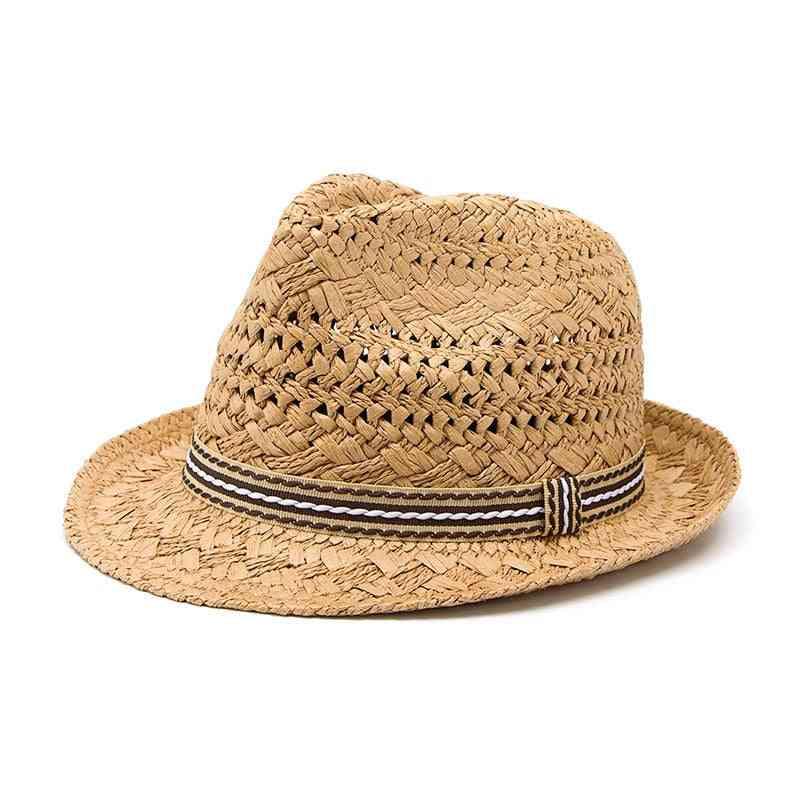 Boys Straw Hat, British Jazz Cap