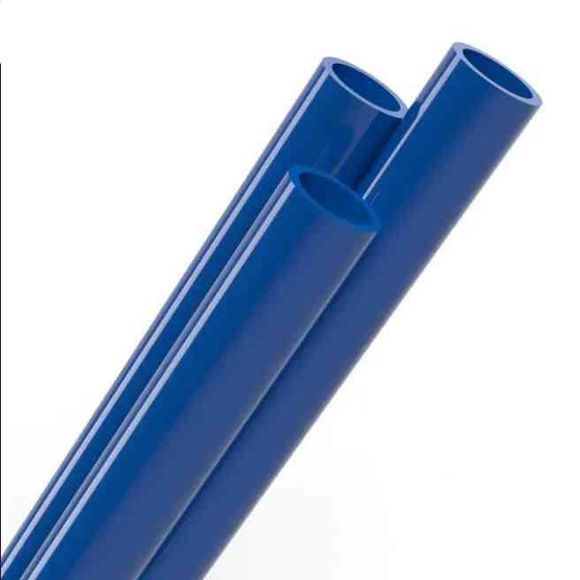 2pcs Of 50cm Pvc Pipe For Water Supply - Pvc Aquarium Drainpipe Water Tube