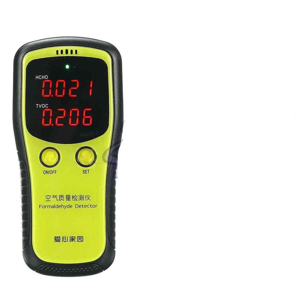 Lcd Digital Screen Portable Dioxide Meter, Co2 Monitor