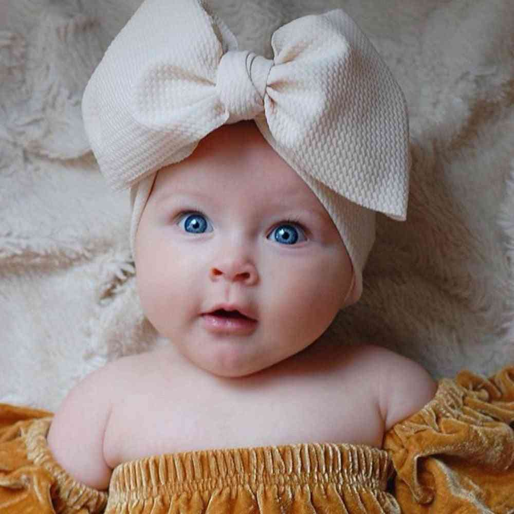 Large Bow And Headband-fit All Baby