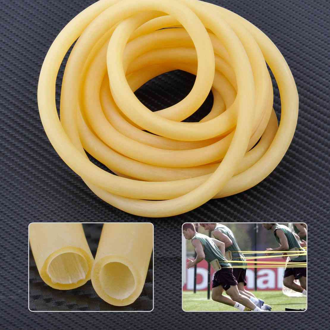 Natural Latex Rubber Tube For Slingshot Catapult And Surgical Tubing
