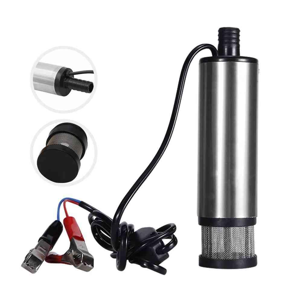 12v/24v Dc Electric Submersible Diesel Fuel Pump