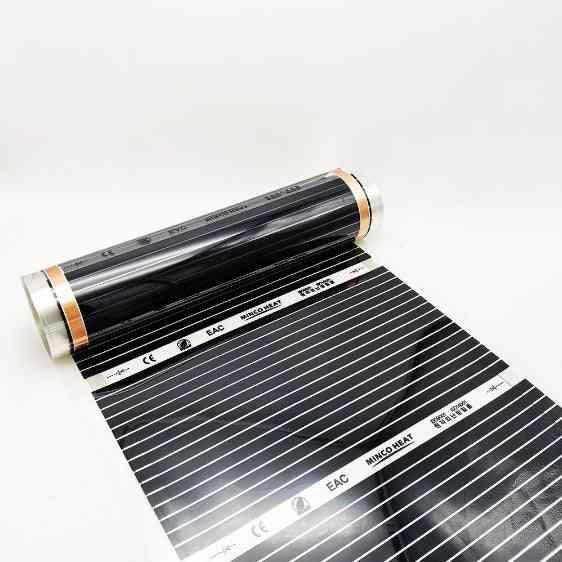 220v Electric Warm Floor System-infrared Heating Foil Mat