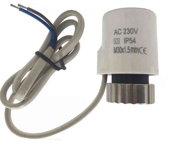230v Normally Open Electric Thermal Actuator