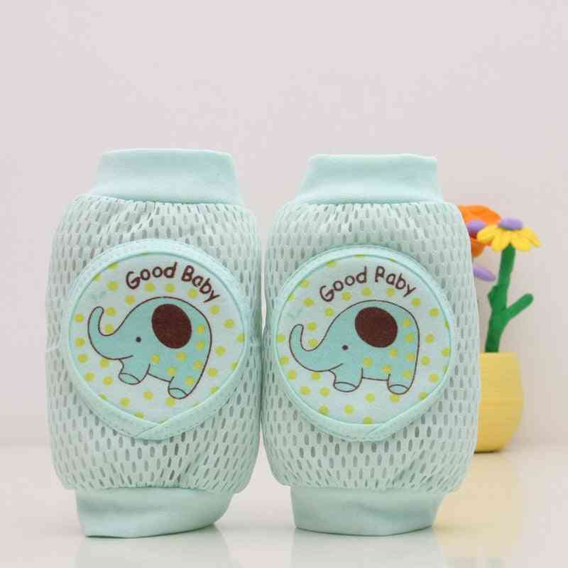 Baby Knee Pads- Kids Girl / Boy Crawling Elbow Protector Safety Mesh Kneepad