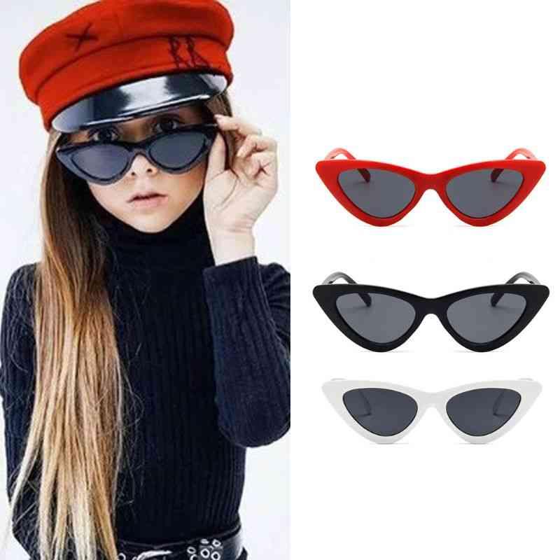 Cat Eye Sunglasses For Girl / Boy