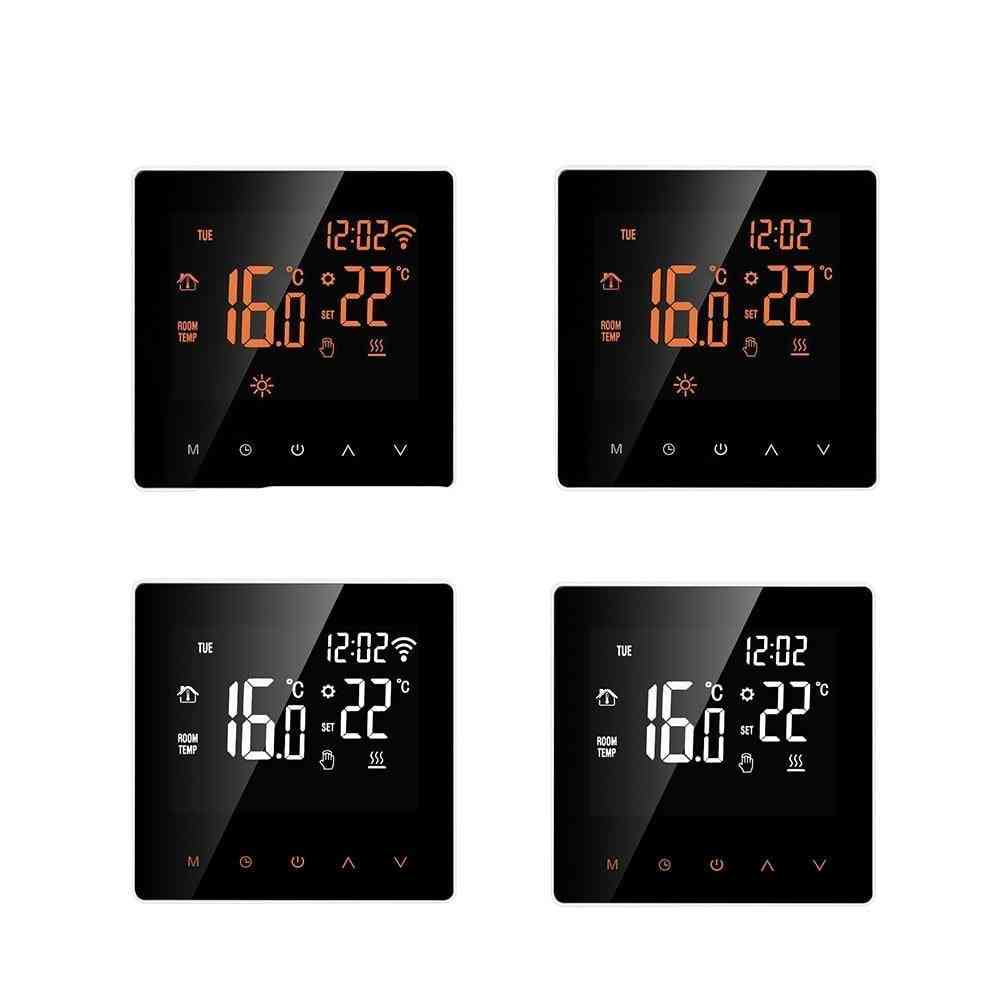 Wifi Lcd Touch Screen, Programmable Wireless Thermostat