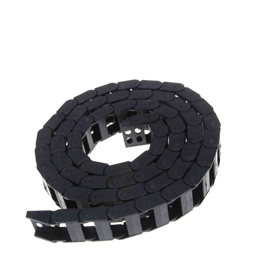 Plastic Transmission Drag Chain6 For Cnc Router Machine Cable
