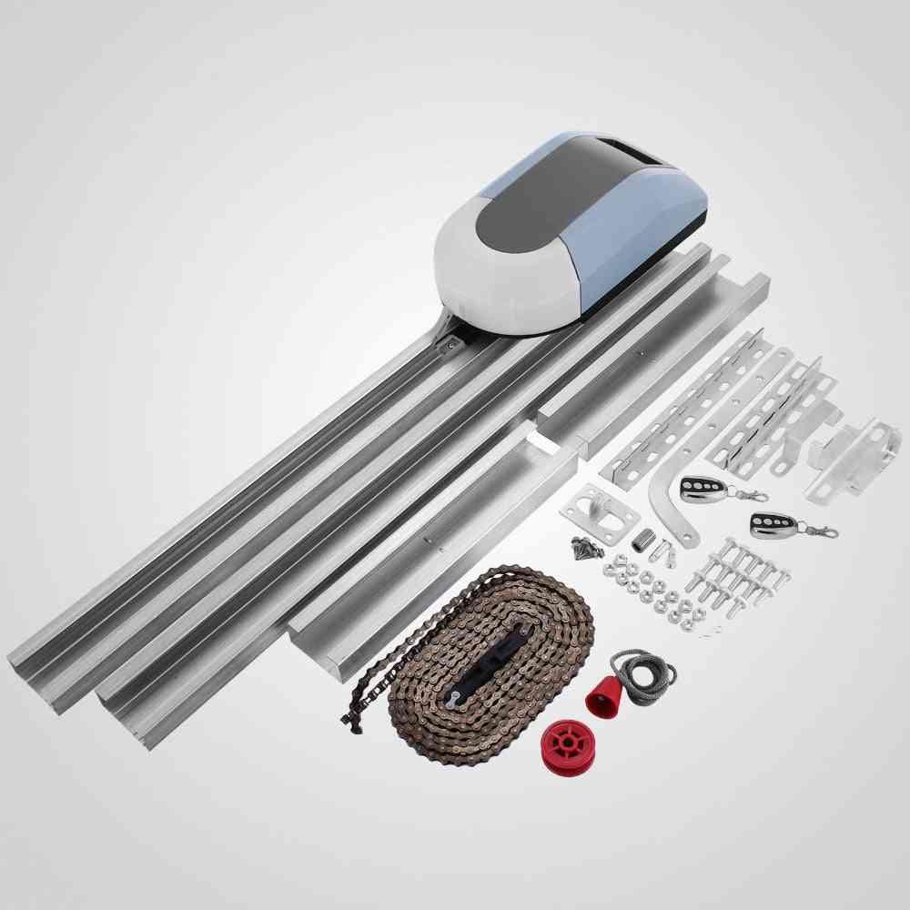 Garage Door Opener, Motor Controller With Remote Control