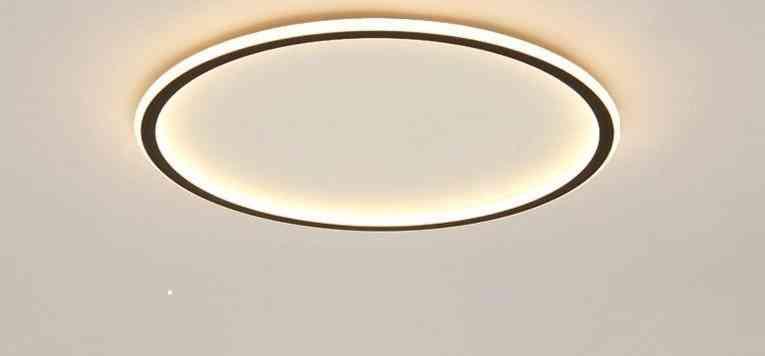 Modern Led Chandelier Lights,  Simple Lighting Lamp