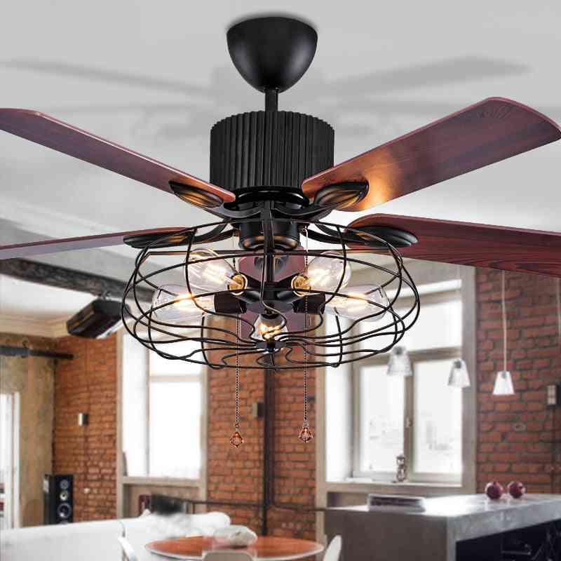 High Quality Loft Fan Chandelier