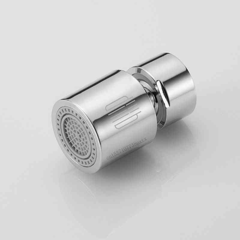 Kitchen Faucet Aerator, 360-degree Rotatable -water Tap Nozzle Bubbler