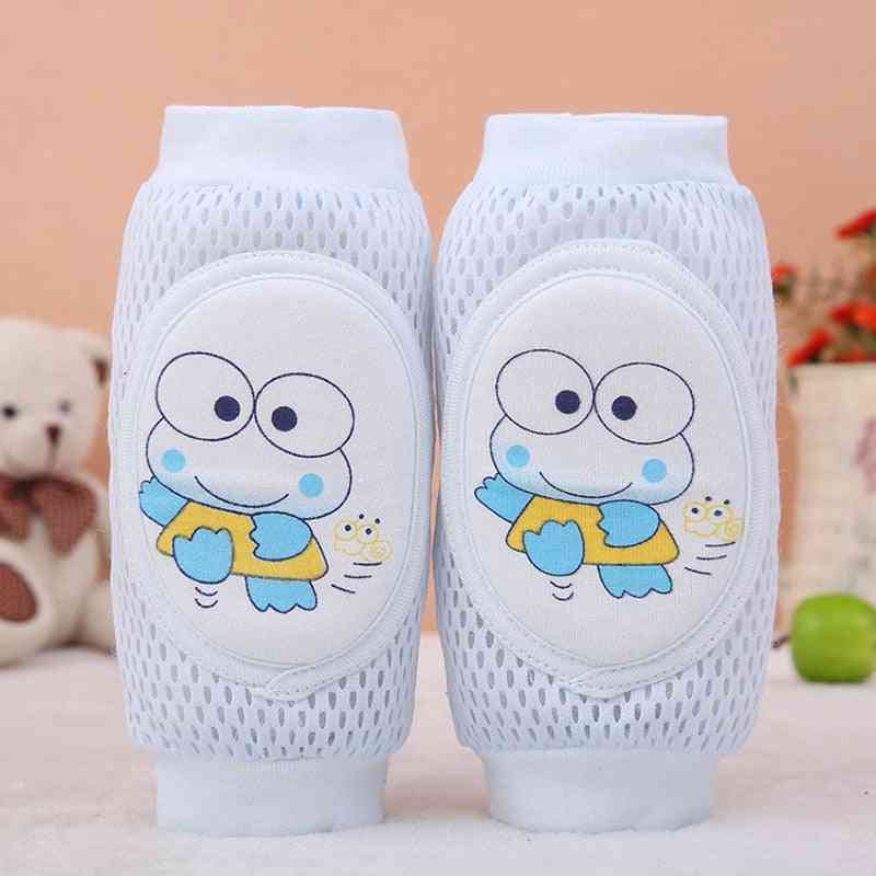 Kids Girl Boy Crawling Elbow Toddlers Baby Knee Pads Protector