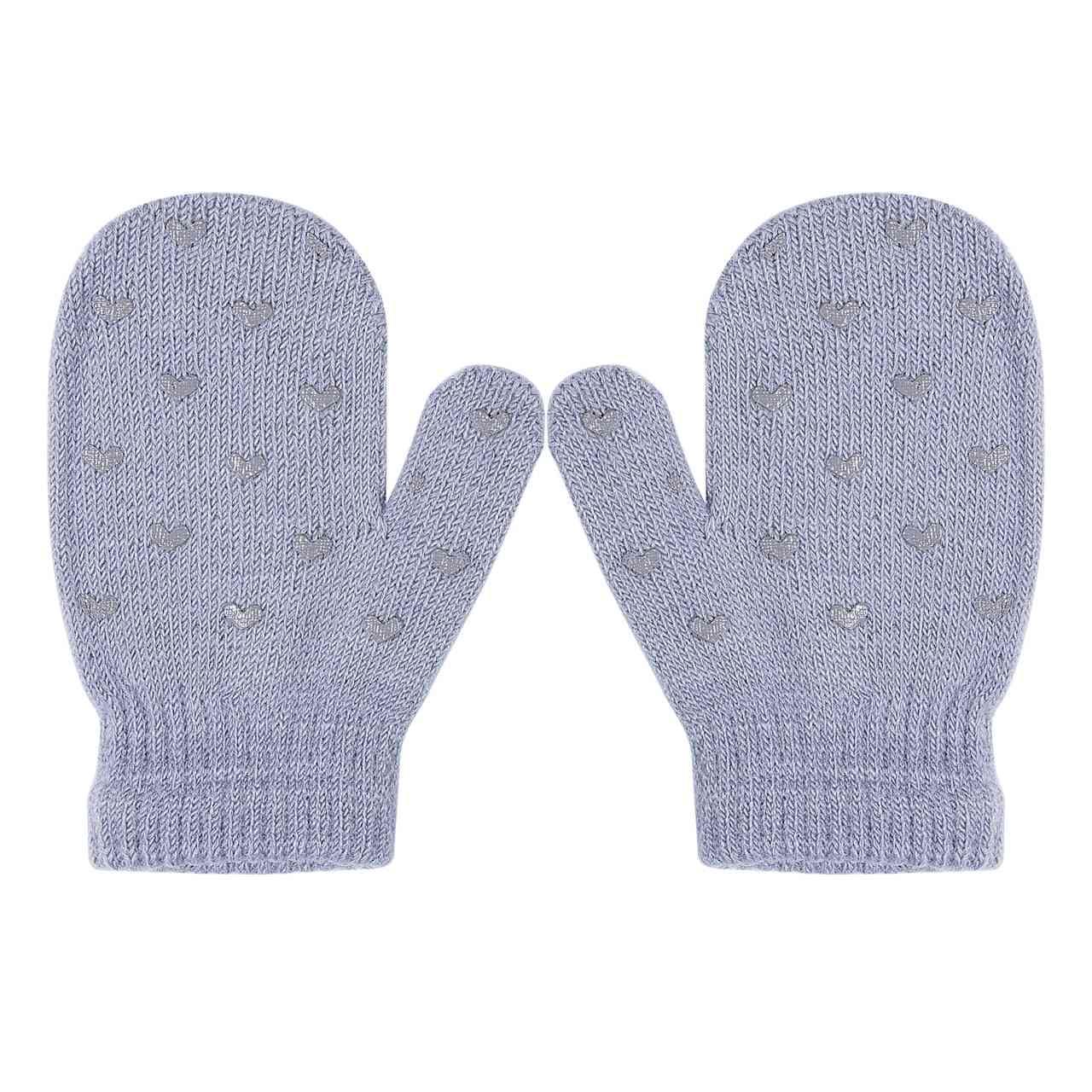 Baby Knitting Warm Soft Gloves