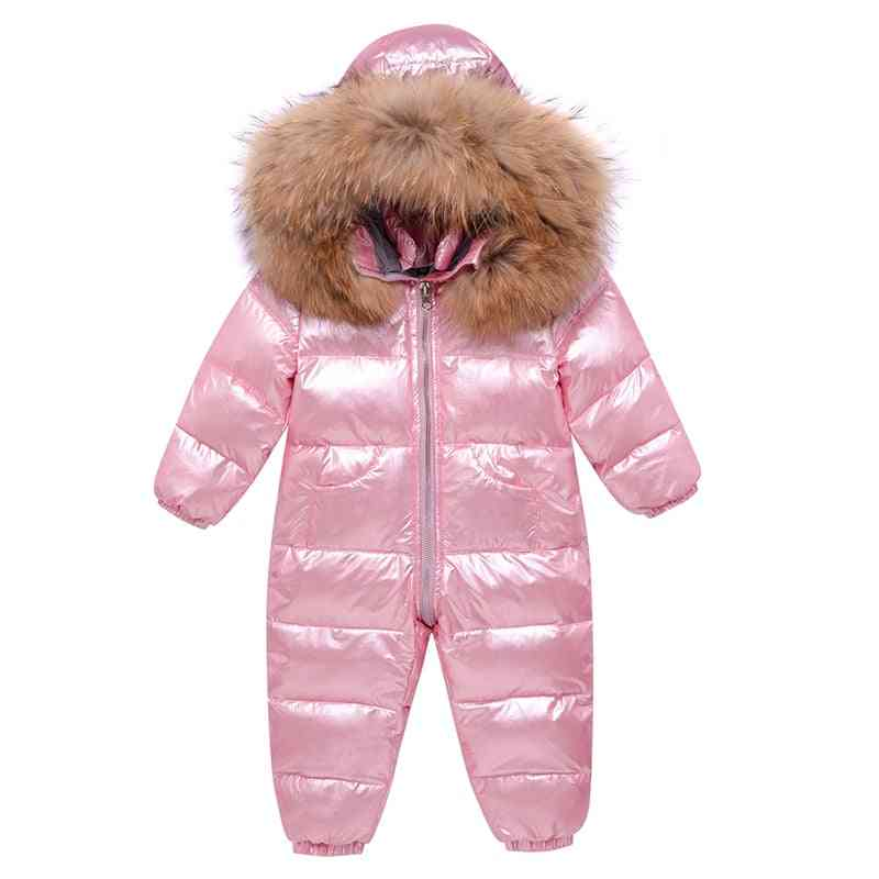 Winter Down Jacket For Clothes, Baby Boy Snowsuit