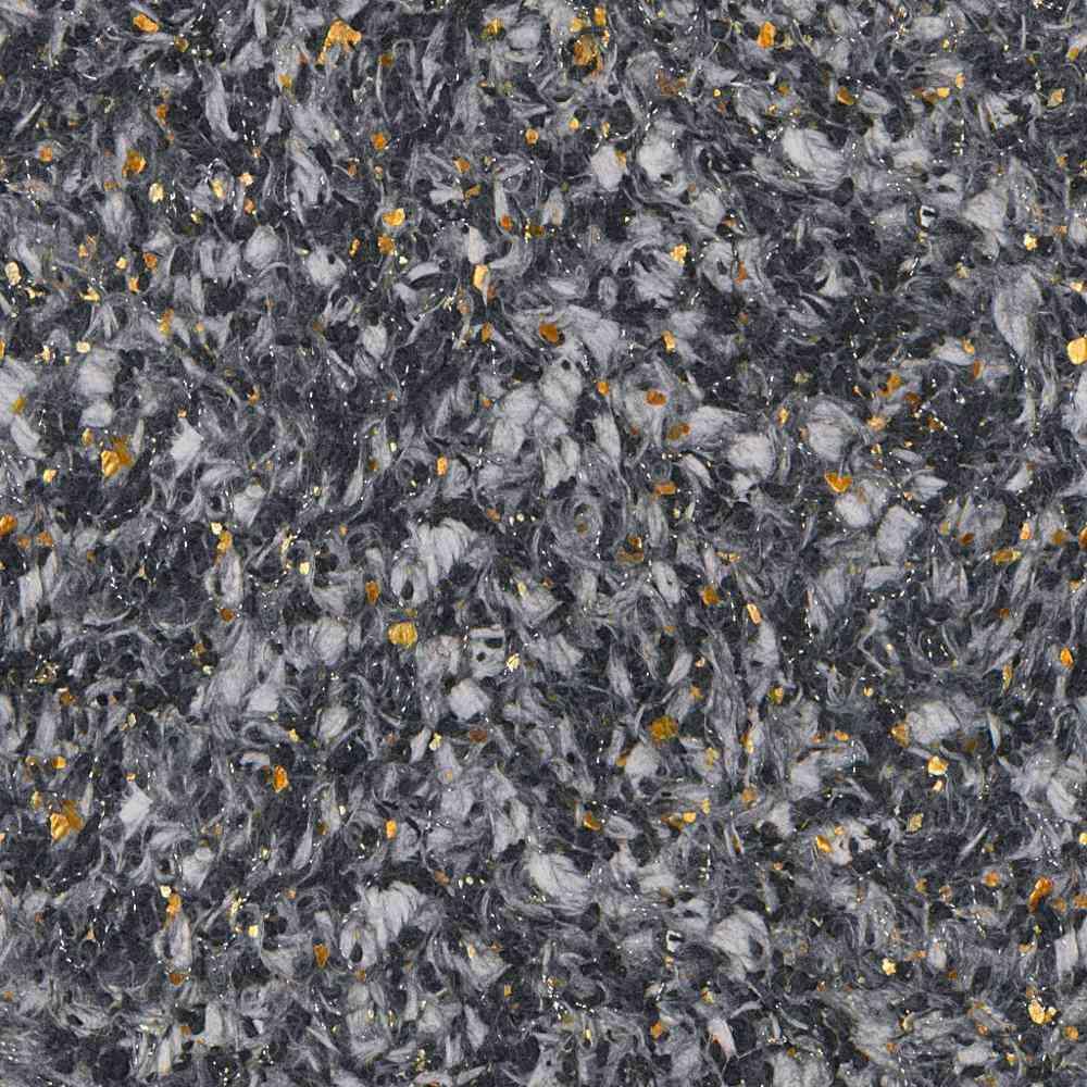 Black  3d Foam Silk Plaster, Liquid Wallpaper, Wall Covering  (1kg)