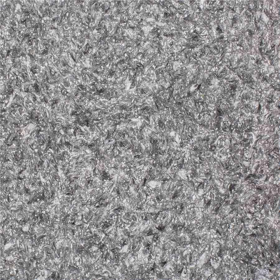 Dark Gray 3d Foam Silk Plaster, Liquid Wallpaper, Wall Covering  (1kg)