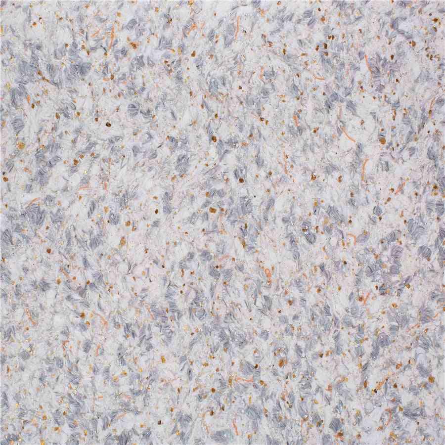 White Gray  3d Foam Silk Plaster, Liquid Wallpaper, Wall Covering  (1kg)