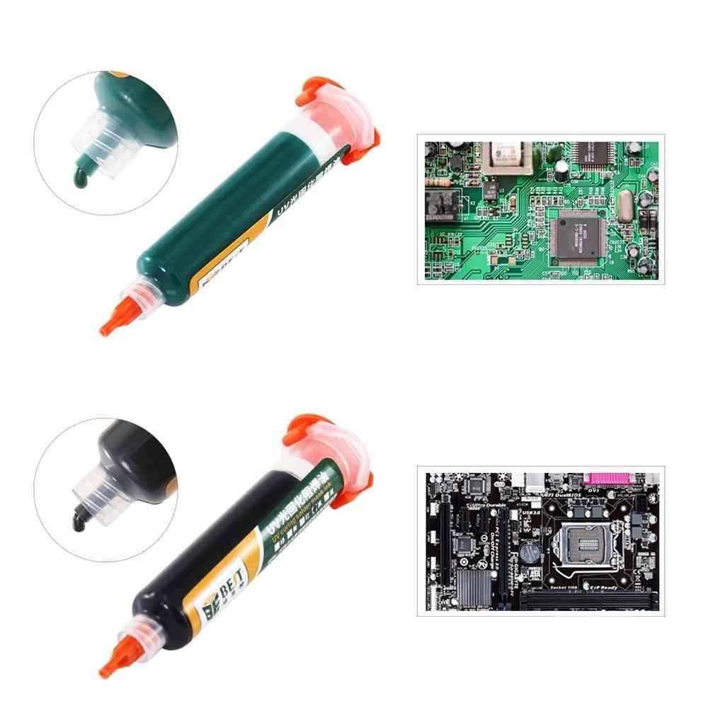 Uv Light-sensitive Curable Soldering Paste - Pcb Circuit Board Paint