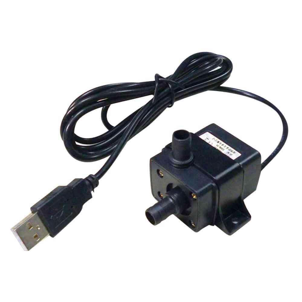 12v Brushless Water Pumpor-usb Pump